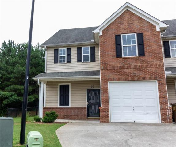 30 Eagle Glen Drive NE, Cartersville, GA 30121 (MLS #6588770) :: Kennesaw Life Real Estate