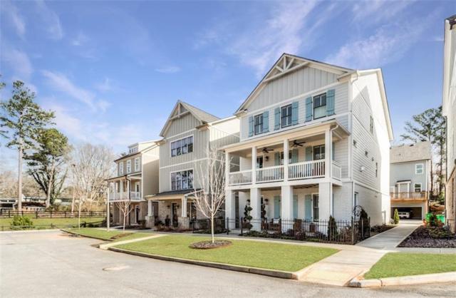 309 Southpark Lane, Woodstock, GA 30188 (MLS #6588785) :: Kennesaw Life Real Estate