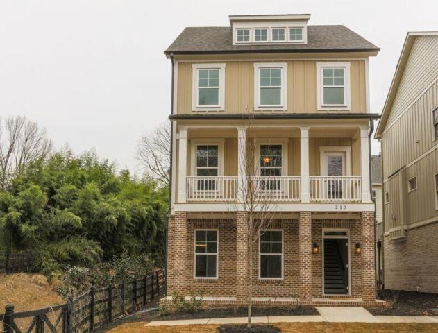 307 Southpark Lane, Woodstock, GA 30188 (MLS #6588787) :: Kennesaw Life Real Estate