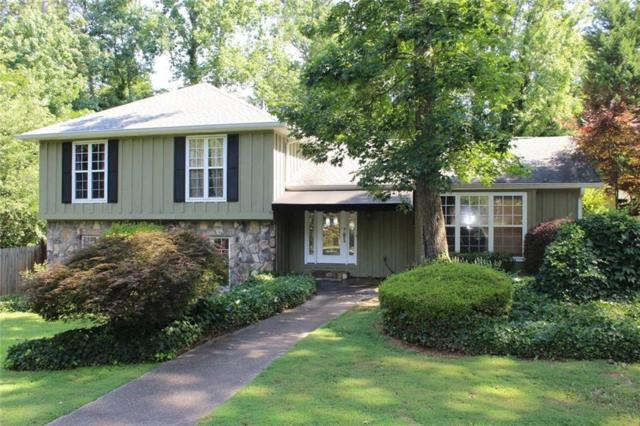 5061 Willeo Ridge Court, Marietta, GA 30068 (MLS #6588828) :: Kennesaw Life Real Estate