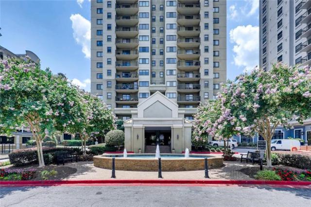 795 Hammond Drive #409, Atlanta, GA 30328 (MLS #6588839) :: Kennesaw Life Real Estate