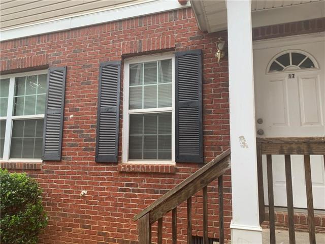 1651 Massachusetts Avenue SW #17, Marietta, GA 30008 (MLS #6588845) :: Kennesaw Life Real Estate