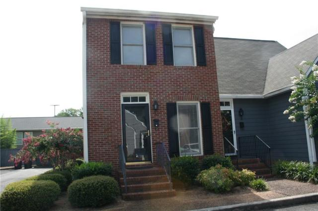 312 E 7th Street SW #8, Rome, GA 30161 (MLS #6588884) :: North Atlanta Home Team