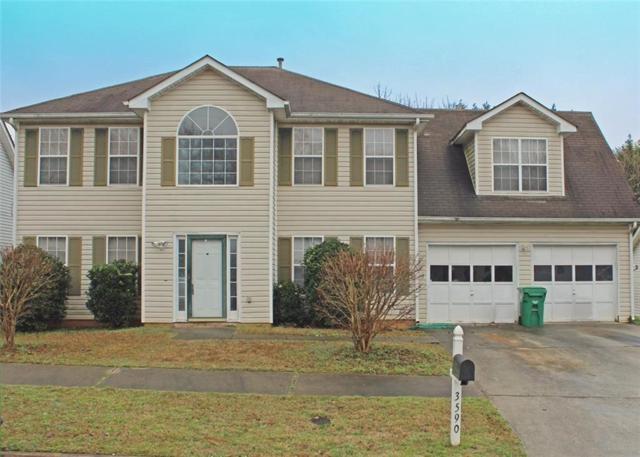 3590 Salem Glen Road, Lithonia, GA 30038 (MLS #6588929) :: North Atlanta Home Team