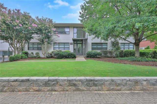 818 Greenwood Avenue #107, Atlanta, GA 30306 (MLS #6588934) :: Rock River Realty