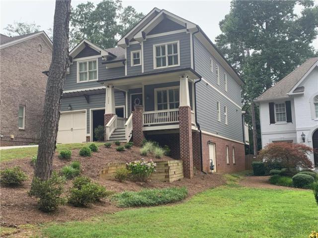 3204 Silver Lake Drive NE, Brookhaven, GA 30319 (MLS #6588945) :: Kennesaw Life Real Estate