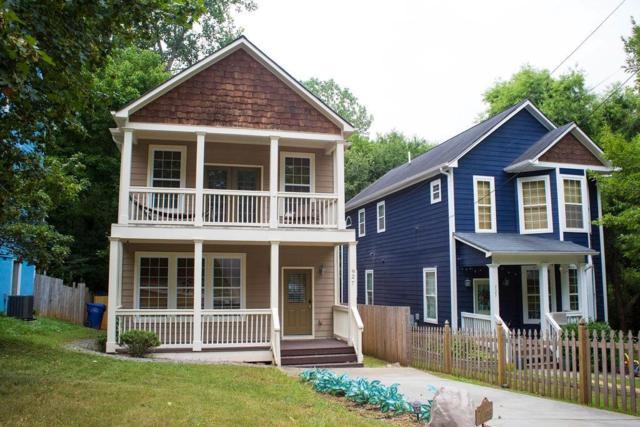 927 Tilden Street NW, Atlanta, GA 30318 (MLS #6588946) :: Rock River Realty