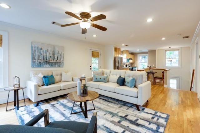 333 Mathews Avenue NE A, Atlanta, GA 30307 (MLS #6588959) :: Rock River Realty