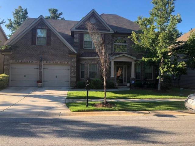 8055 Snapwell Drive, Fairburn, GA 30213 (MLS #6589055) :: The Heyl Group at Keller Williams