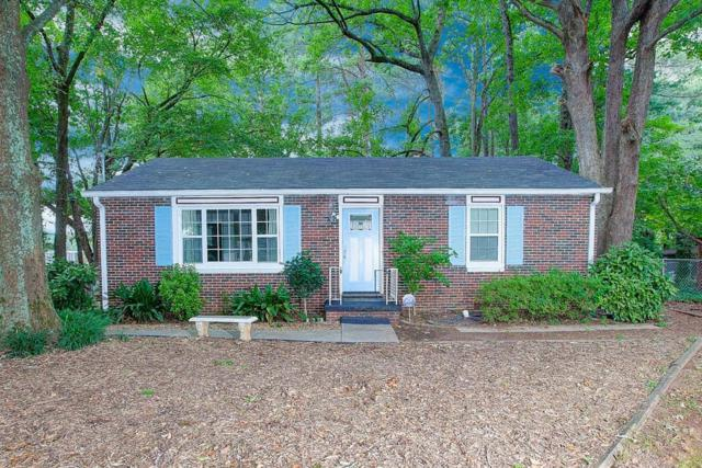 2102 Rosser Terrace, Tucker, GA 30084 (MLS #6589056) :: The Zac Team @ RE/MAX Metro Atlanta