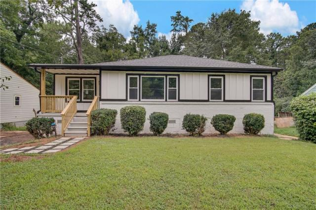 3416 Glen Road, Decatur, GA 30032 (MLS #6589071) :: Kennesaw Life Real Estate
