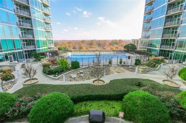 943 Peachtree Street NE #1414, Atlanta, GA 30309 (MLS #6589158) :: Iconic Living Real Estate Professionals