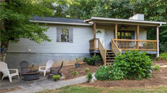 895 Holly Lane, Canton, GA 30115 (MLS #6589170) :: Path & Post Real Estate