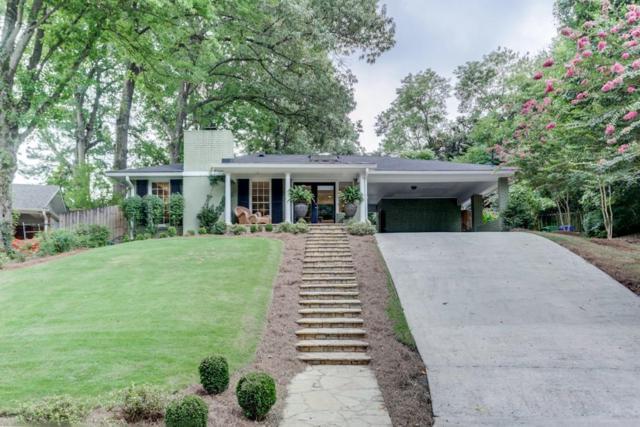 1563 Walthall Court NW, Atlanta, GA 30318 (MLS #6589265) :: Iconic Living Real Estate Professionals