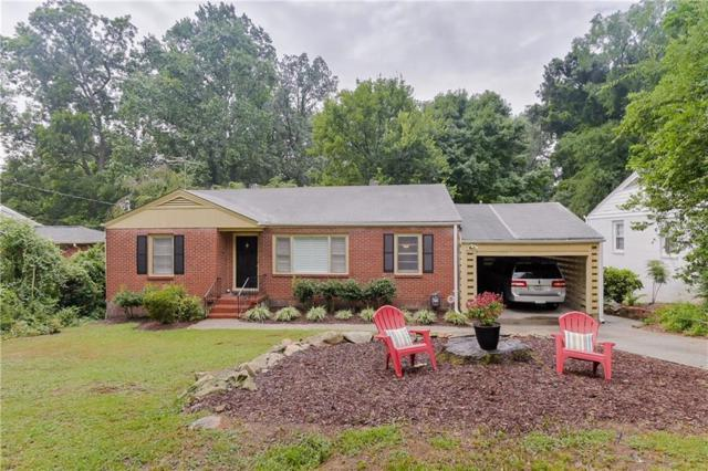 1189 Clearview Drive NE, Brookhaven, GA 30319 (MLS #6589337) :: North Atlanta Home Team
