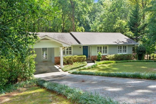 1303 Brookshire Lane NE, Brookhaven, GA 30319 (MLS #6589338) :: Path & Post Real Estate