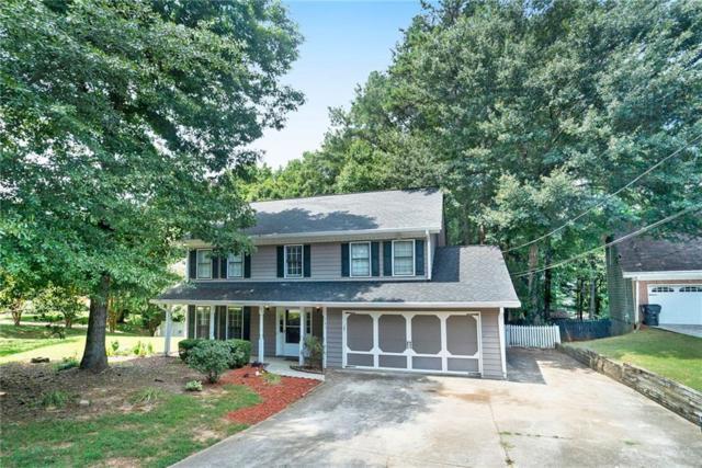 741 Saddle Wood Way, Lawrenceville, GA 30043 (MLS #6589349) :: RE/MAX Paramount Properties