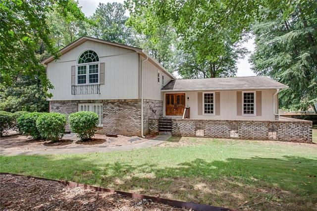 1290 Mosswood Court SE, Smyrna, GA 30082 (MLS #6589391) :: Iconic Living Real Estate Professionals
