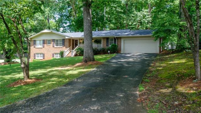 3871 Plumcrest Road SE, Smyrna, GA 30082 (MLS #6589434) :: Iconic Living Real Estate Professionals
