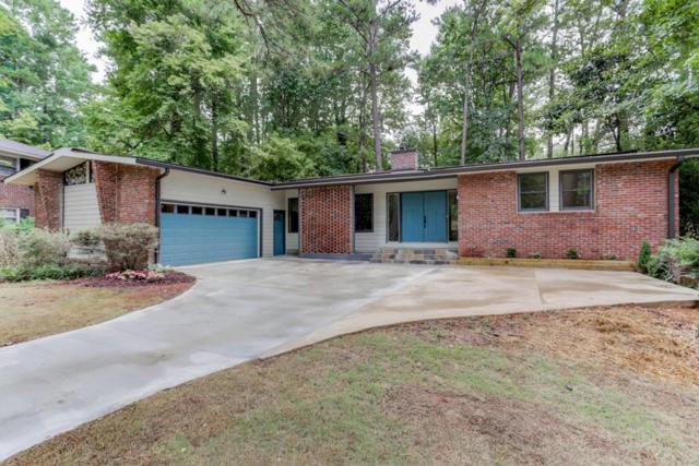 4469 Huntington Circle, Dunwoody, GA 30338 (MLS #6589554) :: North Atlanta Home Team