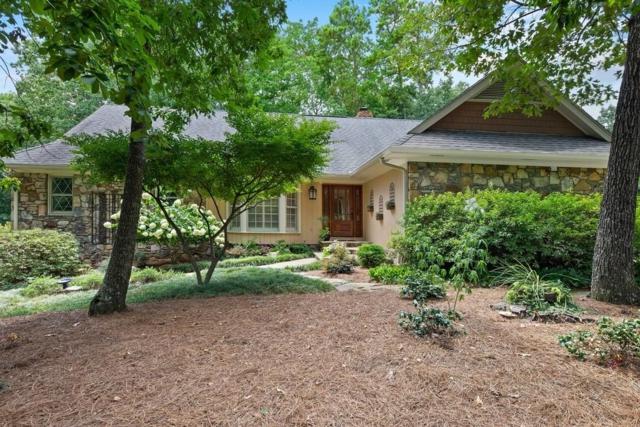 7050 Hunters Branch Drive, Sandy Springs, GA 30328 (MLS #6589626) :: Buy Sell Live Atlanta