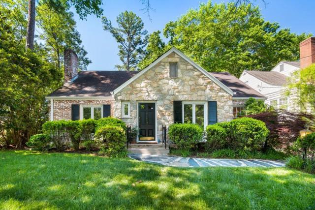 1718 Pine Ridge Drive NE, Atlanta, GA 30324 (MLS #6589651) :: Iconic Living Real Estate Professionals