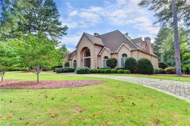 3780 River Mansion Drive, Peachtree Corners, GA 30096 (MLS #6589674) :: The Stadler Group