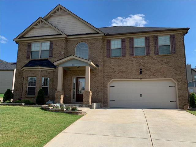 403 Little Carter Cove, Loganville, GA 30052 (MLS #6589716) :: Iconic Living Real Estate Professionals