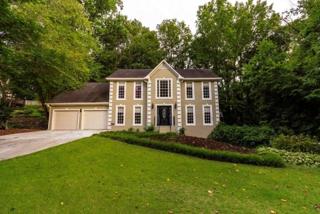 3907 Sharpel Lane NW, Kennesaw, GA 30152 (MLS #6589767) :: Iconic Living Real Estate Professionals