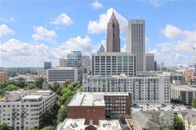 860 Peachtree Street NE #1604, Atlanta, GA 30308 (MLS #6589893) :: Buy Sell Live Atlanta