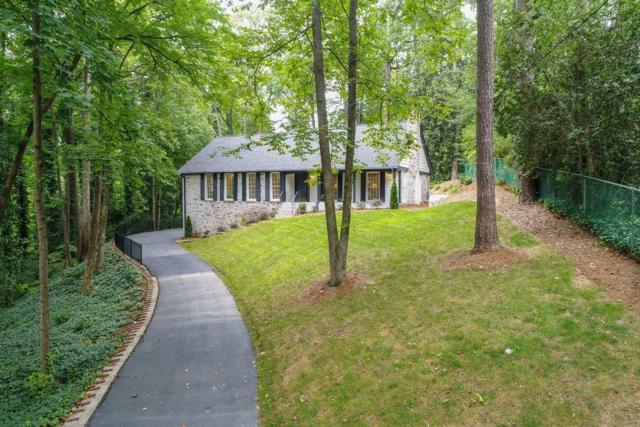 4540 Club Valley Drive, Atlanta, GA 30319 (MLS #6589970) :: North Atlanta Home Team