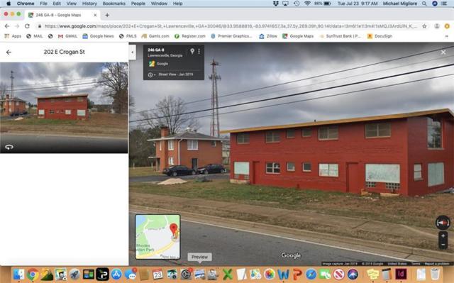 202 E Crogan Street A, Lawrenceville, GA 30046 (MLS #6589980) :: Iconic Living Real Estate Professionals