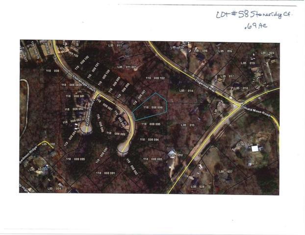 00 Stoneridge Court, Dawsonville, GA 30534 (MLS #6589995) :: The Cowan Connection Team