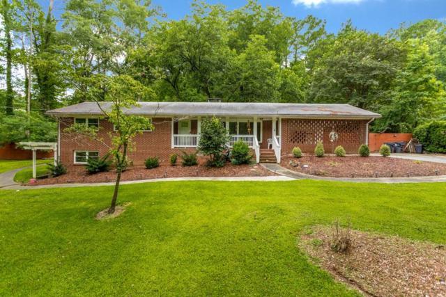1455 Elva Drive SW, Atlanta, GA 30331 (MLS #6590065) :: Rock River Realty