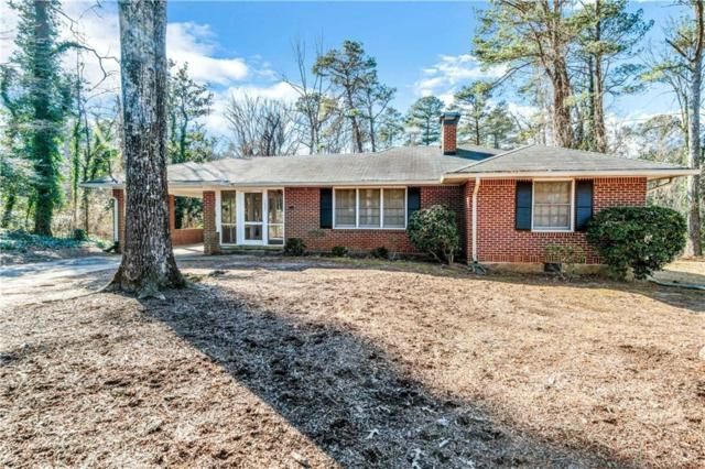 1825 Dodson Drive SW, Atlanta, GA 30311 (MLS #6590077) :: North Atlanta Home Team
