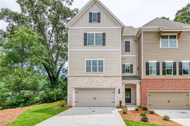 2867 Boone Drive #25, Kennesaw, GA 30144 (MLS #6590113) :: Path & Post Real Estate