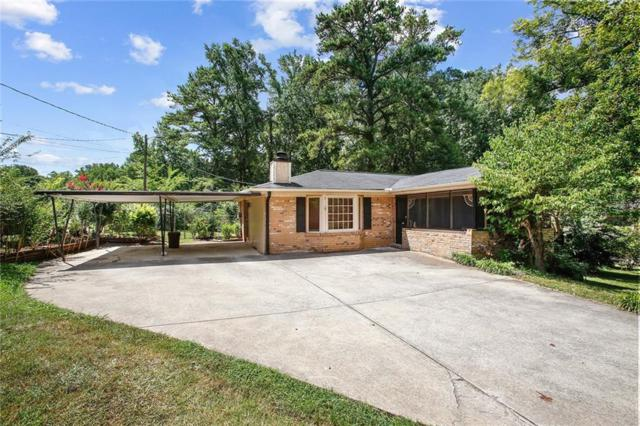 1633 Old Alabama Road, Austell, GA 30168 (MLS #6590124) :: Buy Sell Live Atlanta