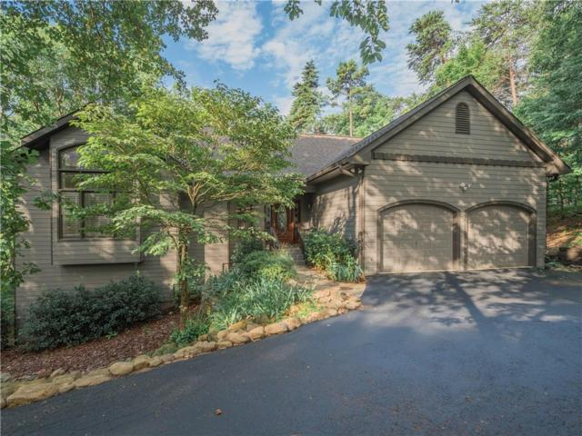 615 Cherokee Trail, Big Canoe, GA 30143 (MLS #6590187) :: North Atlanta Home Team