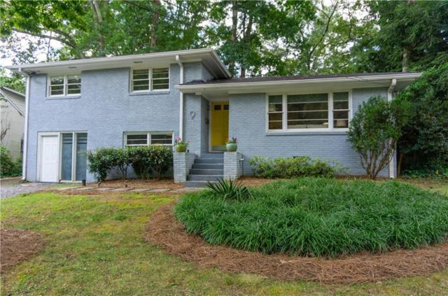 9 Wiltshire Drive, Avondale Estates, GA 30002 (MLS #6590300) :: North Atlanta Home Team
