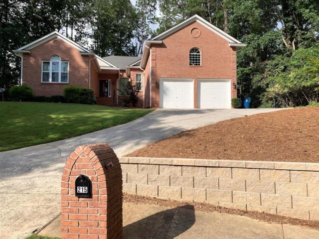 215 Creek Run Court, Alpharetta, GA 30005 (MLS #6590351) :: Buy Sell Live Atlanta