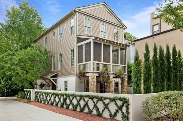 715 Hammond Drive, Woodstock, GA 30188 (MLS #6590412) :: RE/MAX Paramount Properties