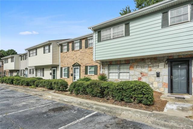 4701 Flat Shoals Road 50F, Union City, GA 30291 (MLS #6590453) :: RE/MAX Paramount Properties