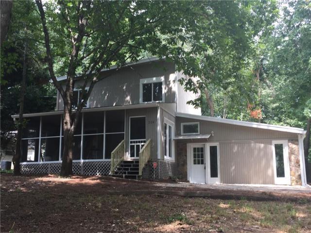 6615 Quail Trail, Gainesville, GA 30506 (MLS #6590570) :: North Atlanta Home Team