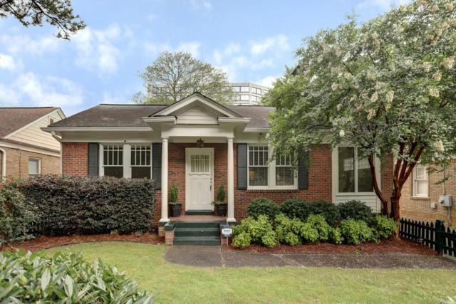 636 Somerset Terrace NE, Atlanta, GA 30306 (MLS #6590679) :: The Zac Team @ RE/MAX Metro Atlanta