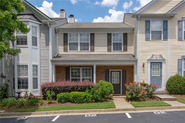 10900 Wittenridge Drive D2, Alpharetta, GA 30022 (MLS #6590883) :: North Atlanta Home Team