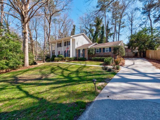 2062 Street Deville NE, Atlanta, GA 30345 (MLS #6591254) :: The Heyl Group at Keller Williams