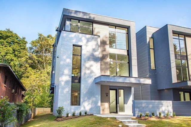 295 Glen Iris Drive NE B, Atlanta, GA 30312 (MLS #6591306) :: RE/MAX Paramount Properties