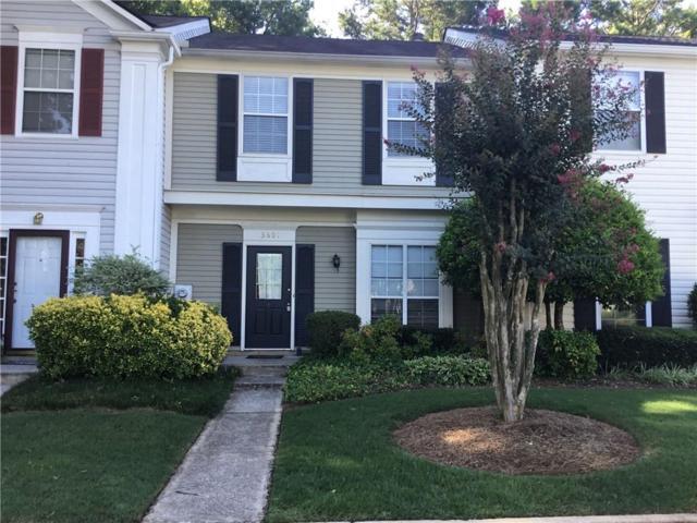 3601 Monticello Commons, Peachtree Corners, GA 30092 (MLS #6591353) :: North Atlanta Home Team