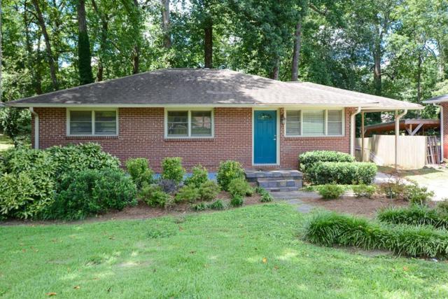 2671 Woodridge Drive, Decatur, GA 30033 (MLS #6591402) :: North Atlanta Home Team