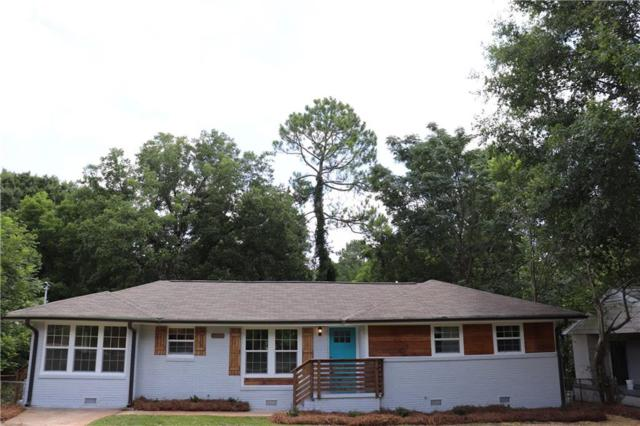 1609 Hollyhock Terrace, Decatur, GA 30032 (MLS #6591583) :: The Zac Team @ RE/MAX Metro Atlanta